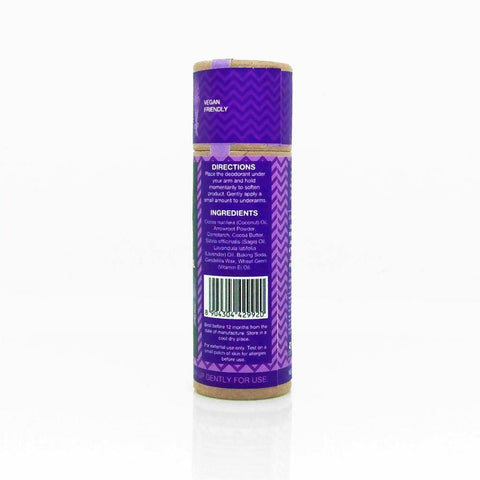 VEGAN Deodorant Stick - Herbal Infusion