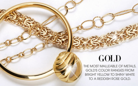 TOP 3 Must-Know before Buying a Gold Jewelry