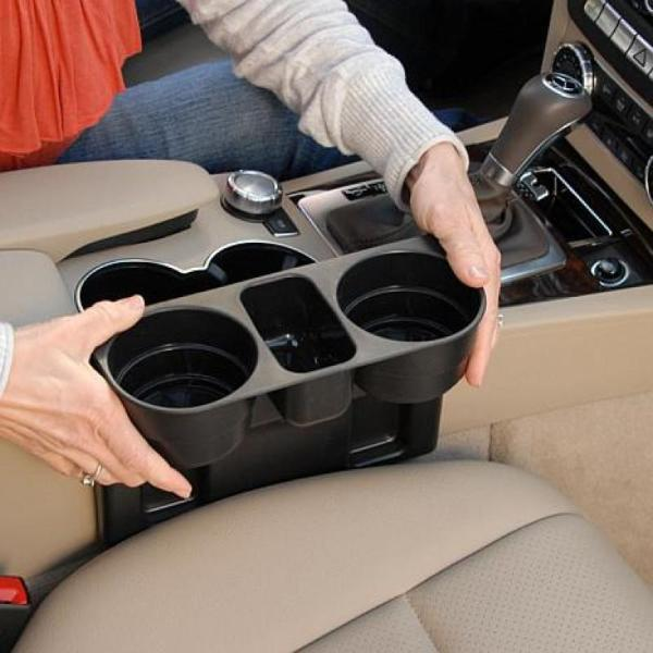Automotive Cup Holder & Instant Organizer