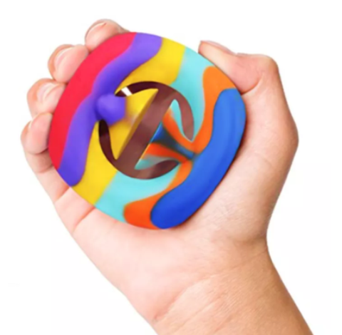 Fidget Snapper Toy - Available in Different Colors!