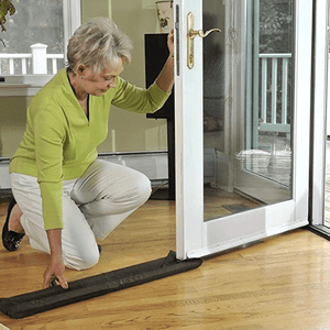 Double-Sided Door & Window Guard & Insulating Device