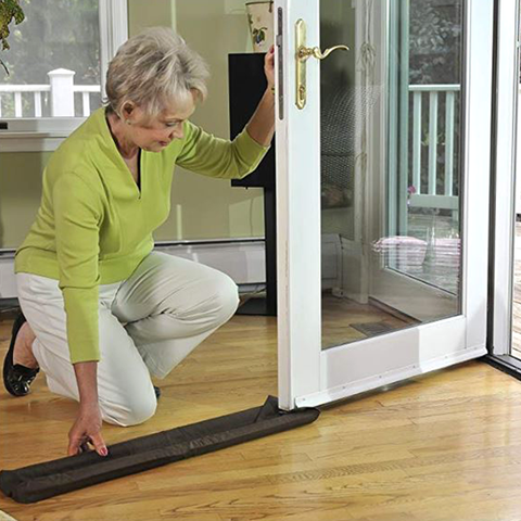 Buy 1 Get 1 Free! Double-Sided Door & Window Guard & Insulating Device