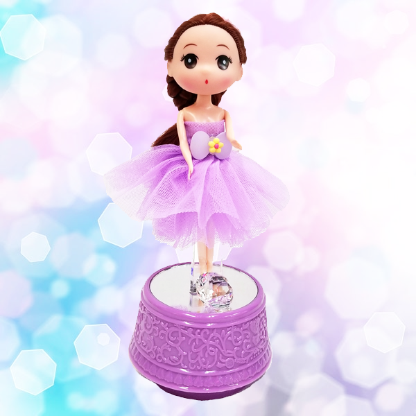 """Ballet Dolls In Tutu Dress"" Cute Dancing Ballet Dolls In 5 Different Styles"