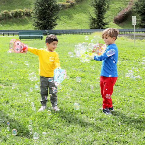Glove-A-Bubble: Wave & Play With Endless Bubbles Instantly! - Multi-Packs Available!