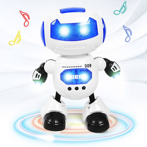 Dancing Musical Robot Toy With Lights