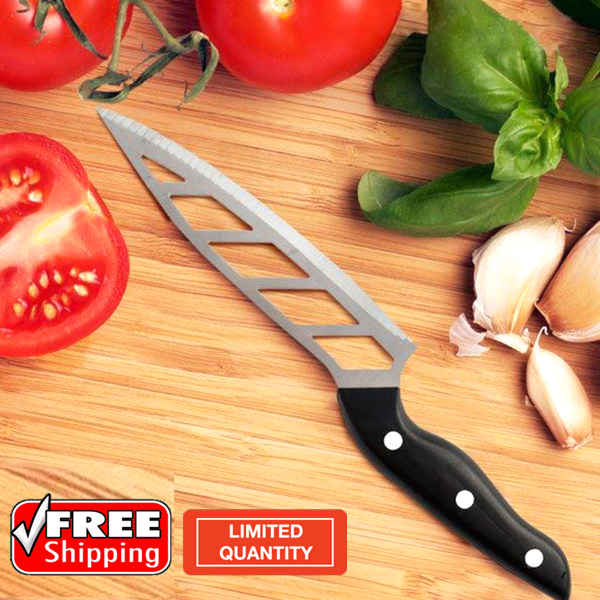 Non-Stick Smart Knife - FREE SHIPPING For A Limited Time Only!