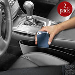 All Deals - 2 Pack: Catch Caddy Car Genie Seat Compartment Holder