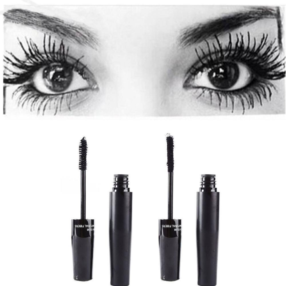 All Deals - 3D Fiber Lashes Transplanting Gel And Natural Fibers Mascara