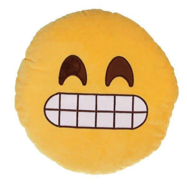 All Deals - Emoji Grimace Face Cushion Pillow