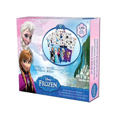 All Deals - Frozen - My Big Box Of Stickers