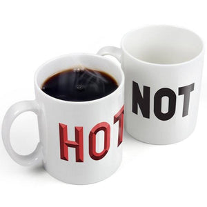 All Deals - Heat Sensitive Color Changing Mug - HOT