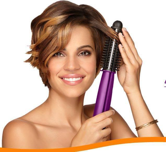 All Deals - InStyler Ionic Pro-Ceramic Hot Brush & Flat Iron