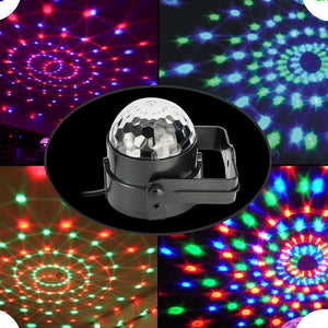 All Deals - LED Stage Light Mini Magic Ball Light