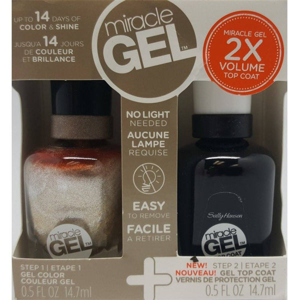 All Deals - Sally Hansen - Miracle Gel Nail Polish