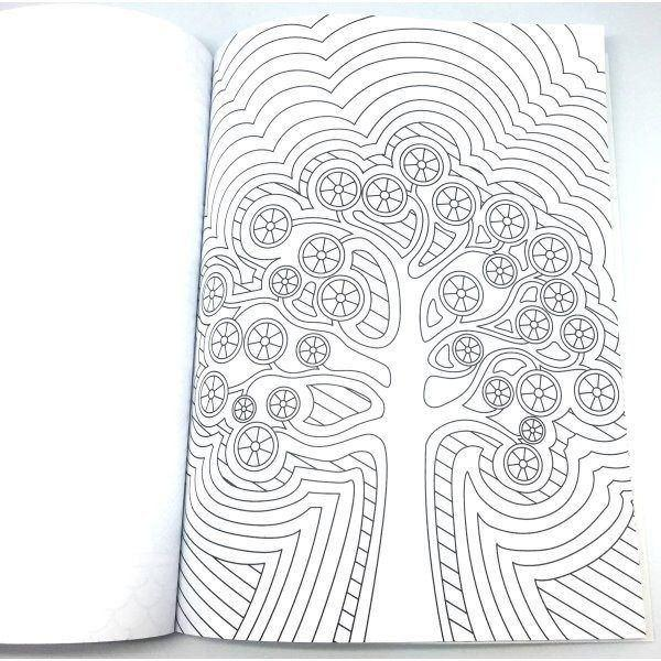 Adult Coloring Book Collection - eFizzle