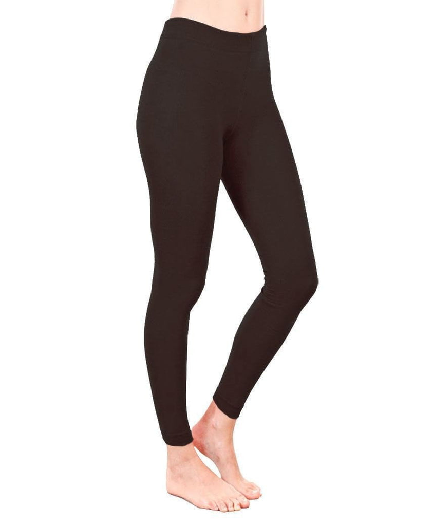 Apparel - High Quality Opaque Footless Tights