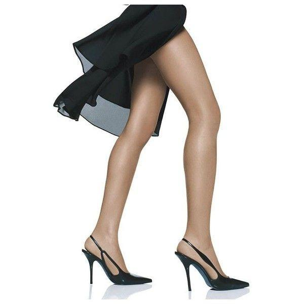 Apparel - Sheer Energy Active Support Control Top Pantyhose
