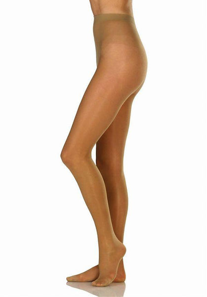 Apparel - Sheer Energy Medium Support Control Top Pantyhose