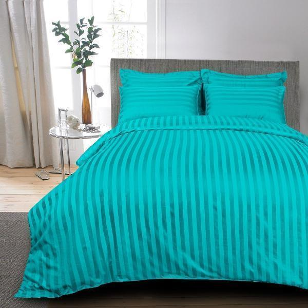 "Factory Direct Price - ""Deep-Pocket 100% Cotton Touch Bed Sheet Set"""