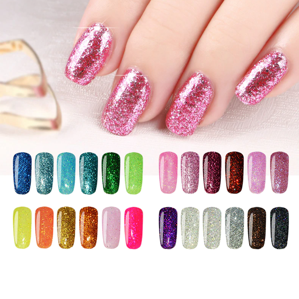 40 Pack: CND Deluxe Nail Polish Set - BUY 1 GET 1 FREE + FREE SHIPPING!