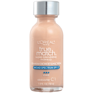 Cosmetics - L'Oreal Paris True Match Super-Blendable Liquid Makeup Foundation