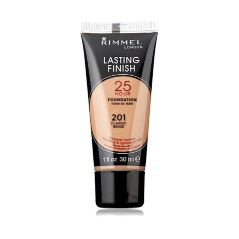 Cosmetics - RIMMEL LONDON Lasting 25 Hour Finish Foundation