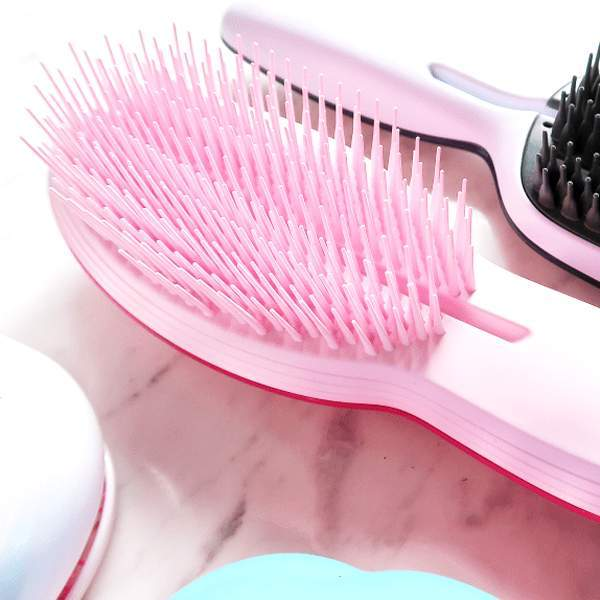Easy Detangler Smooth Bristle Hair Brush - Buy 1 Get 1 Free + Free Shipping!