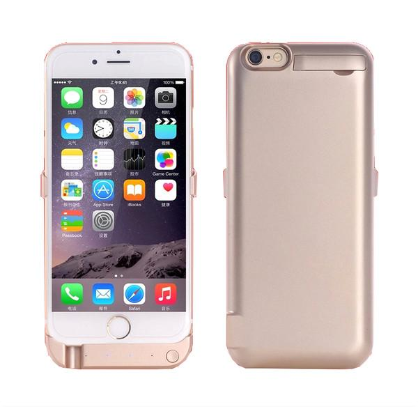 quality design ee7a8 823ee 10000 mAh iPhone Power Bank Case With Kickstand (6/6S/6 Plus/6S Plus)