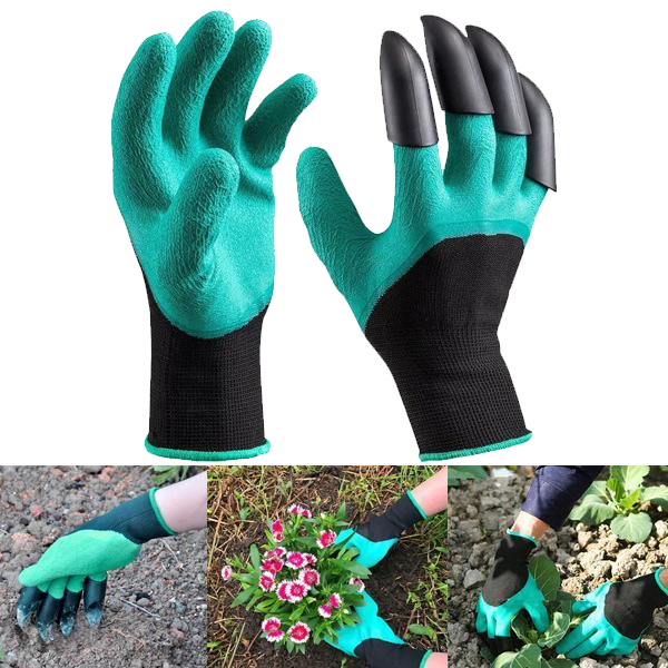 BUY MORE & SAVE MORE - Garden Genius Gloves with Claws