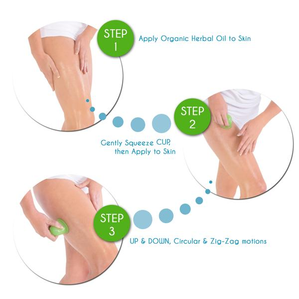 Health & Beauty - DIY Anti-Cellulite Treatment Vacuum Suction Massage Cup