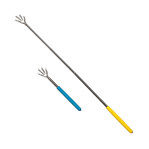 Health & Beauty - Eagle Claw Extendable Telescopic Back Scratcher