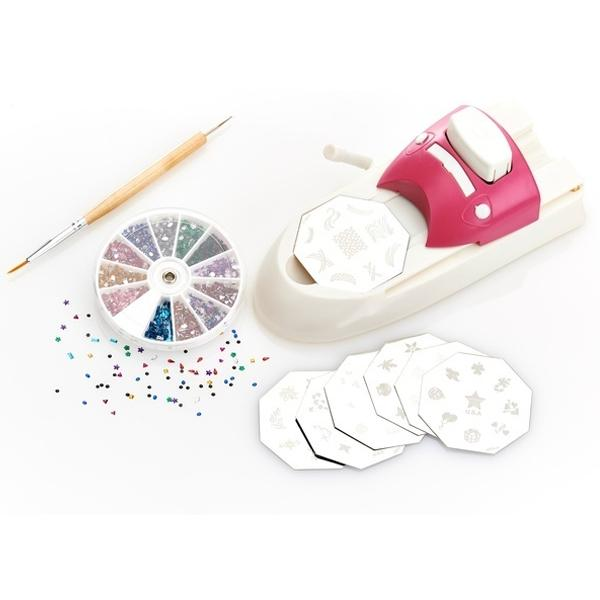 Hollywood nails all in one professional nail art system efizzle health beauty hollywood nails all in one professional nail art system prinsesfo Gallery