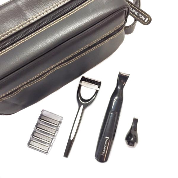 Health & Beauty - Remington Trim & Shave Grooming Kit With Toiletry Case