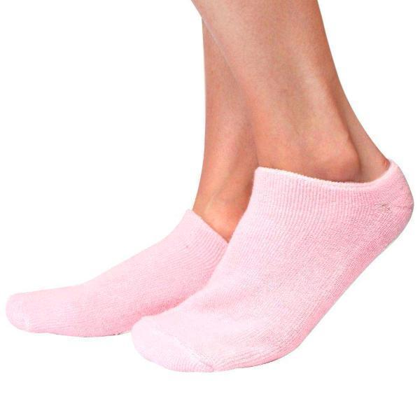 Health & Beauty - SPA Moisturizing Gel Socks With Essential Oils & Vitamin E