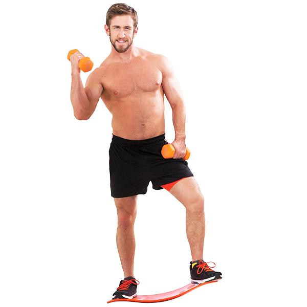 "Health & Beauty - ""Swivel Shaper"" Exercise Board"