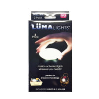 Home - 2 Pack: Luma Lights Portable Motion-Activated LED Light Stones