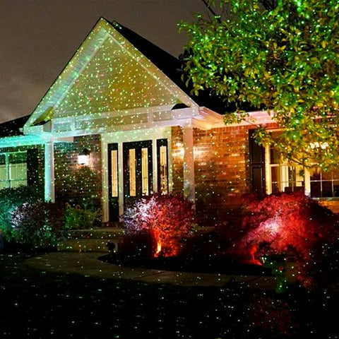 Home - Dazzling Star Laser Shower Light - Projects Thousands Of Laser Lights In Seconds!