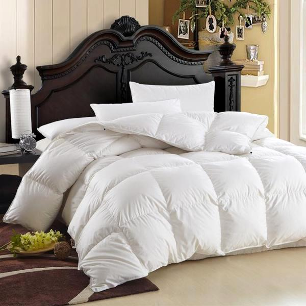 Home - Luxury Overfilled Gel Fibre Premium Duvet - Queen And King Sizes Available