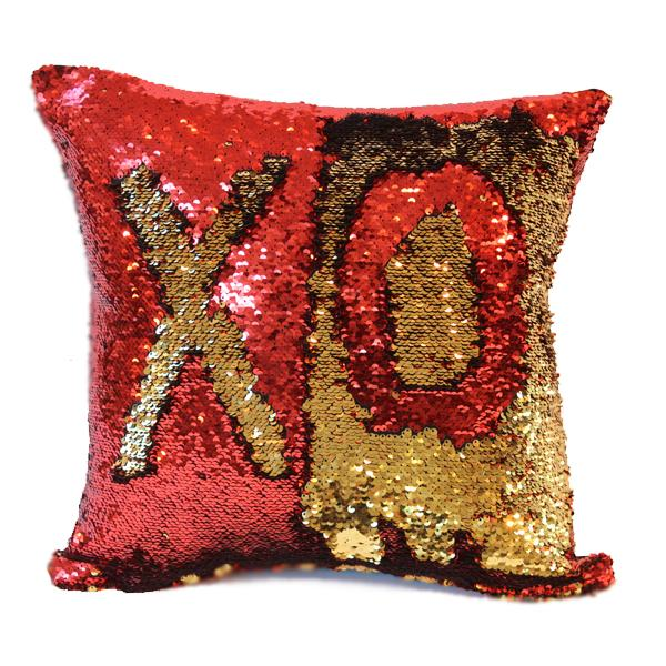 Home - Mermaid Magic Color-Changing Sequin Toss Cushion - Assorted Colors Available!