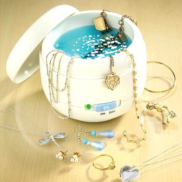 Jewelry - Ultrasonic Mini Instant Jewelry Cleaner