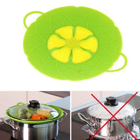 2 Pack: Bloom Multi-Purpose Lid Cover and Spill Stopper