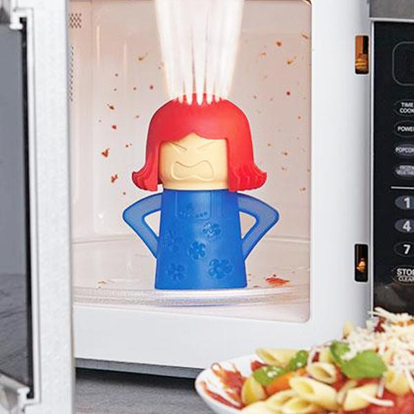 Kitchen - Fuming Mad Mama Microwave Cleaner