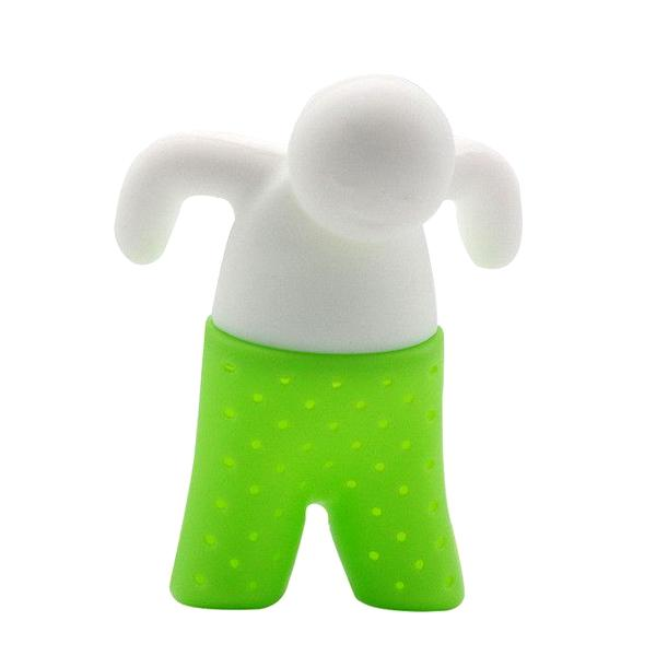 Kitchen - Little Man Mr. Tea Infuser - 1 Or 2 Pack Available!