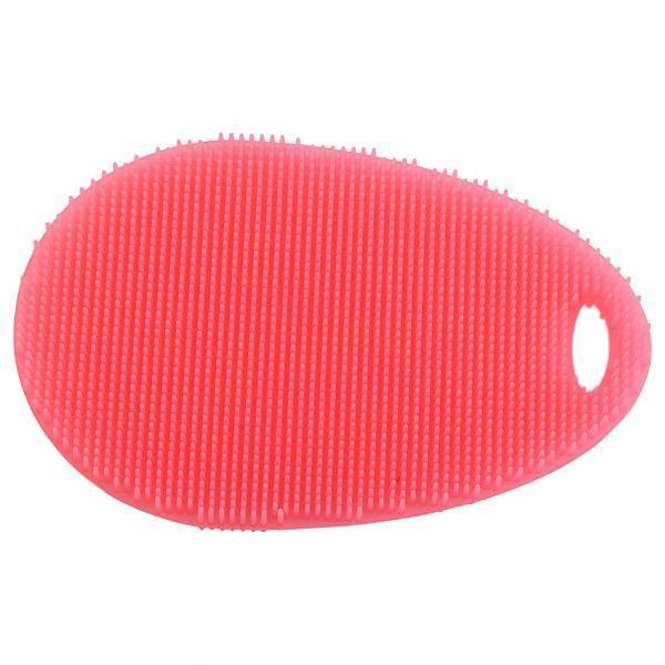 Kitchen - Multipurpose Food-Grade Antibacterial Silicone Oval Smart Scrub - 5 Colors Available!