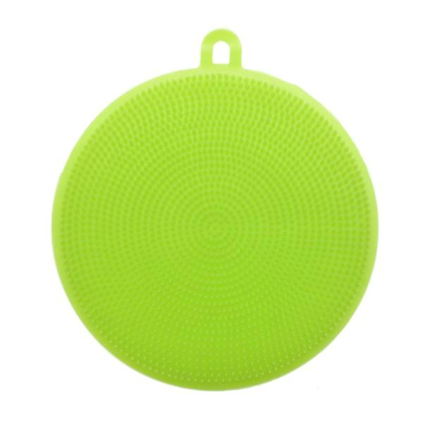 Kitchen - Multipurpose Food-Grade Antibacterial Silicone Smart Sponge - 6 Colors Available!