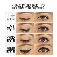 3 FOR ONLY 19.99! Liquid Eyes Artist Eye Liner - MID WEEK SPECIAL OFFER!