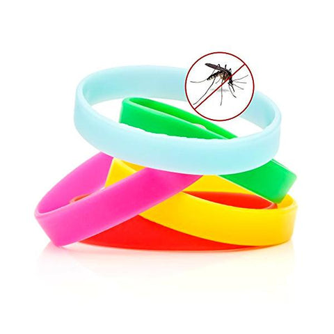 Outdoor - CitroBand Deet-Free Mosquito Repellent Bands - Adult & Youth Sizes Available