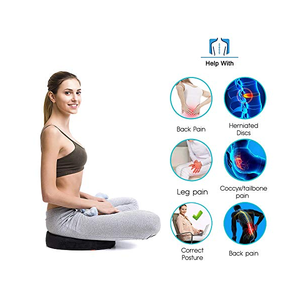 Pain Relieving Orthopedic Seat Cushion