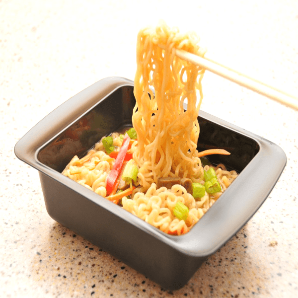 Set Of 2: No Fuss Noodle Cooker