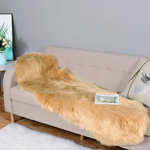 Luxury Sheepskin Area Rugs
